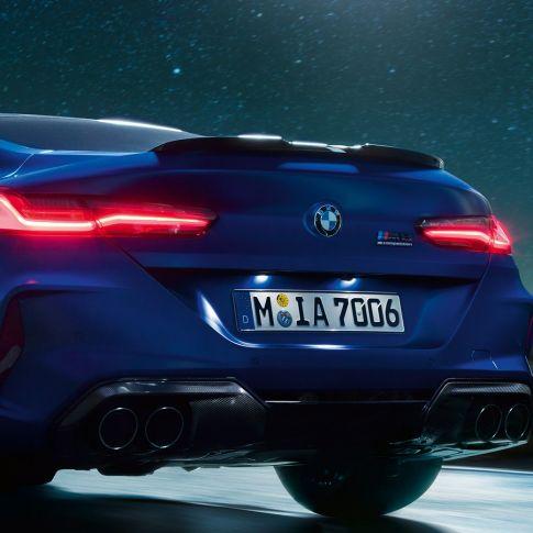 Тот самый M8 — автомобили BMW 8 серии Coupe M   BMW.ru
