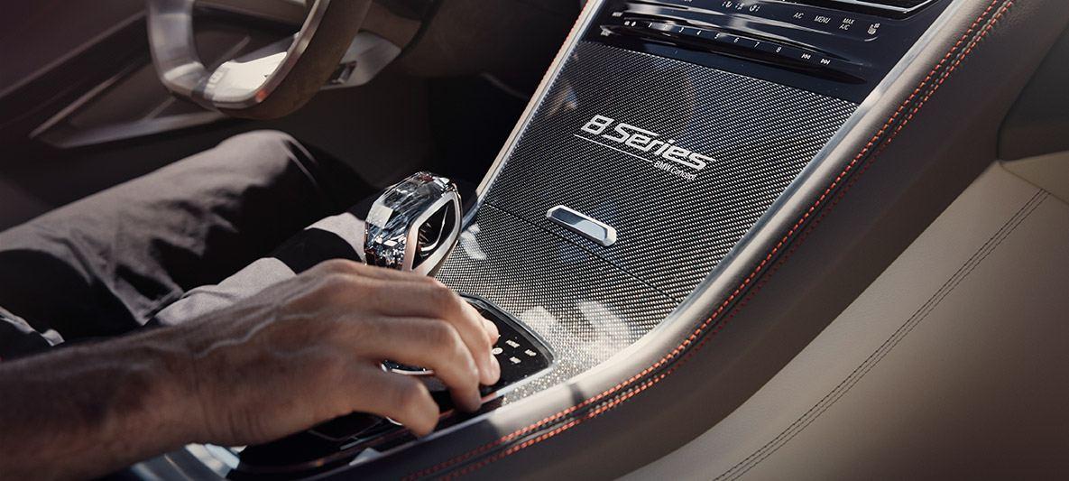 концепт BMW 8