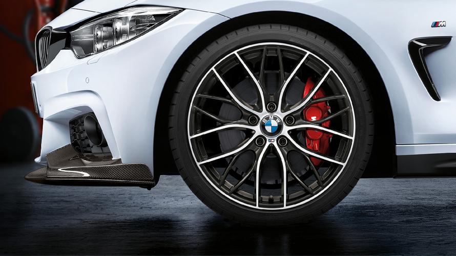 Тормозная система для BMW 5 серии (G30), пакет M Performance, БМВ.