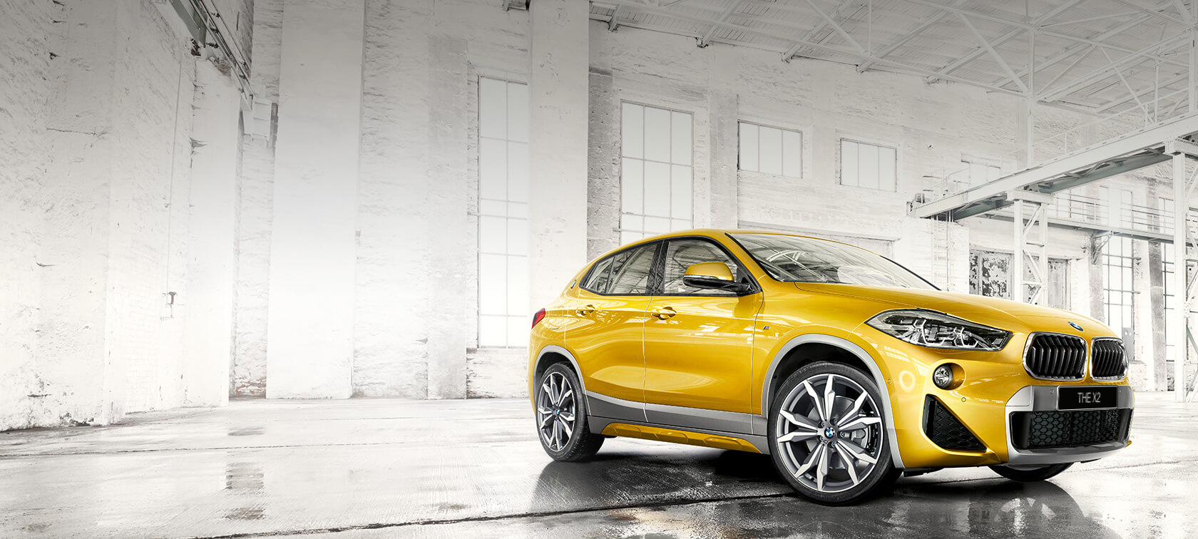Условия покупки BMW X2 2018 F39 Galvanic Gold metallic